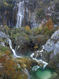 Plitvice National Park Photographic Print by Bob Gibbons