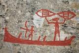 Prehistoric Rock Petroglyph Posters by Bjorn Svensson