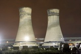 Tinsley Cooling Towers Demolition Photographic Print by Mark Sykes