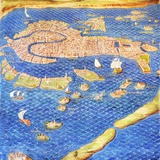 16th Century Map of Venice Photographic Print by Sheila Terry