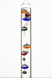 Galileo Thermometer Photographic Print by Mark Sykes