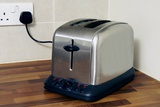Electric Toaster Photographic Print by Johnny Greig