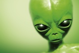 Roswell Alien Photographic Print by Detlev Van Ravenswaay