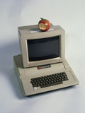 Apple II Computer Photographic Print by Volker Steger