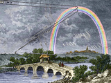 Rainbow Optics, Historical Artwork Photographic Print by Sheila Terry
