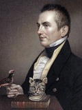 1824 Charles Waterton Naturalist Portrait Prints by Paul Stewart