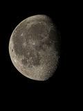Waning Gibbous Moon Premium Photographic Print by Eckhard Slawik