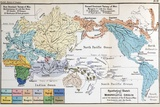Ernst Haeckel Map Lemuria Human Origins Photographic Print by Paul Stewart