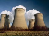 Coal Fired Power Station Photographic Print by Sinclair Stammers