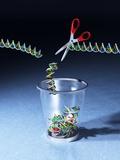 Junk DNA, Conceptual Artwork Photographic Print by Equinox Graphics