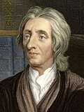 John Locke, English Philosopher Posters by Sheila Terry