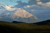 Mount Edith Cavell, Canada Print by Bob Gibbons