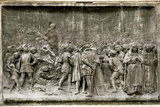 Giordano Bruno's Execution Photographic Print by Sheila Terry