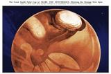 Schiaparelli's Mars, Historical Artwork Photo by Detlev Van Ravenswaay