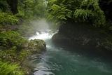 The Radovna River In Slovenia Posters by Bob Gibbons