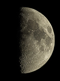 Waxing Half Moon Photographic Print by Eckhard Slawik