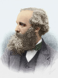 James Clerk Maxwell, Scottish Physicist Photographic Print by Sheila Terry
