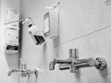 Surgical Wash Station Photographic Print by Lth Nhs Trust