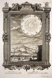 1731 Johann Scheuchzer Astronomy Orbits Posters by Paul Stewart