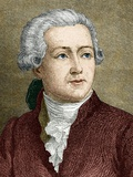 Antoine Lavoisier, French Chemist Photographic Print by Sheila Terry