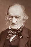 1878 Sir Richard Owen Photograph Portrait Photographic Print by Paul Stewart