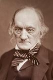 1878 Sir Richard Owen Photograph Portrait Prints by Paul Stewart