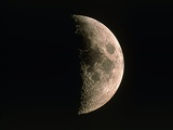 Waxing Crescent Moon Photographic Print by Eckhard Slawik