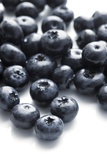 Blueberries Photographic Print by Jon Stokes