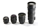 Camera Lenses Photographic Print by Johnny Greig