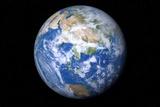 Earth From Space, Artwork Posters by Detlev Van Ravenswaay
