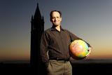 Professor Geoffrey Marcy Photo by Volker Steger