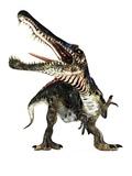 Spinosaurus Dinosaur, Artwork Prints