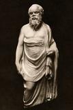 Socrates (c.470-399 BC) Poster