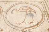 Bird Mosai Flamingo Detail Photographic Print