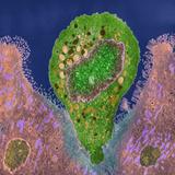 Enterocytozoon Sp. Parasite, TEM Photographic Print