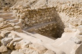 Ancient Ritual Bath In Qumran Posters