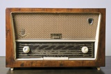Schneider SW Radio Receiver Photographic Print
