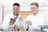 Chemistry Lesson Photographic Print