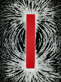 Magnetic Field Poster by Cordelia Molloy
