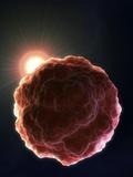 Stem Cell Research, Conceptual Artwork Premium Photographic Print by David Mack