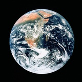 Whole Earth From Apollo 17 Photographic Print by  NASA