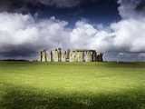 Stonehenge Photographic Print by Chris Madeley