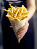 French Fries Photographic Print by David Munns