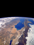 Mexico From Space Photographic Print by  NASA