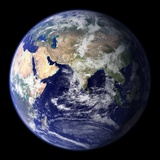 Blue Marble Image of Earth (2010) Photographic Print by  NASA