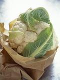 Cauliflower Photographic Print by David Munns