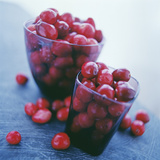 Cranberries Photographic Print by David Munns