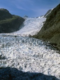 Fox Glacier, New Zealand Photographic Print by Michael Marten