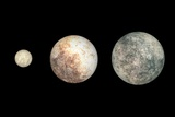 Dwarf Planets Photographic Print by Walter Myers
