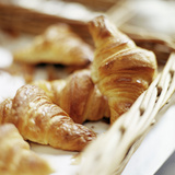 Croissants Photographic Print by David Munns